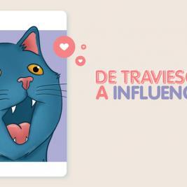 De traviesos a influencers