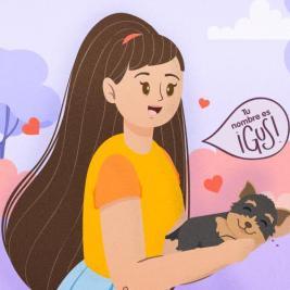 Aprende a cómo enseñarle a tu perro su nombre