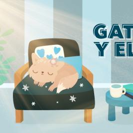 Gatitos y el sol