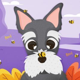 Que hacer si una abeja pica a tu mejor amigo